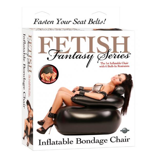 FETISH FANTASY SILLON HINCHABLE BONDAGE