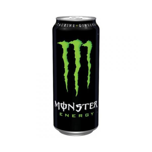 MONSTER ENERGY 500 ML